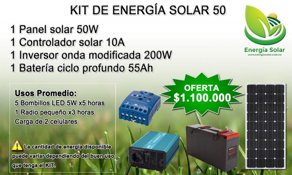 Energia Solar Colombia Kit Energia Solar Paneles Solares