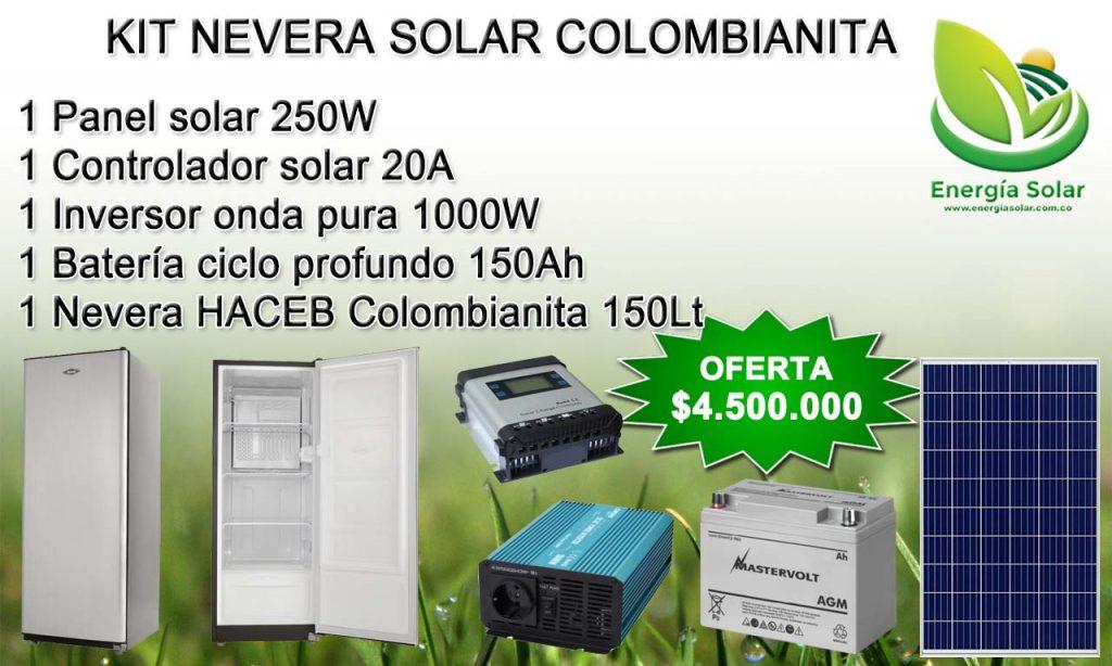 Energia solar colombia kit energia solar paneles solares - Energia pura casa enel ...